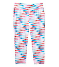 Exertek Girls' 7-16 Print Capris