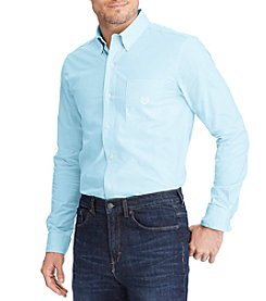 Chaps Men's Long Sleeve Oxford Button Down Shirt