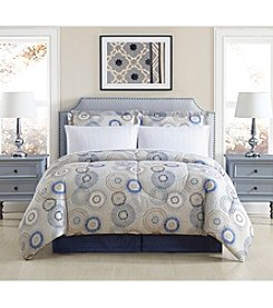 Living Quarters 8-pc Gybson Comforter Set