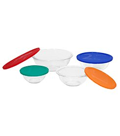 Pyrex® 8-pc. Deluxe Mixing and Storage Bowl Set