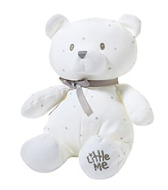 Little Me Star Print Teddy Bear
