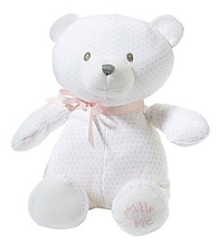 Little Me Polka Dot Teddy Bear