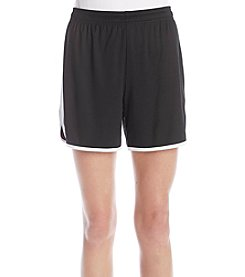 Exertek Tricot Solid Trim Shorts