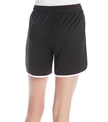 864ff63f68 Exertek Tricot Solid Trim Shorts