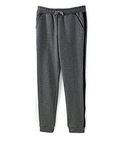 Calvin Klein Girls' 7-16 Sparkle Sweatpants