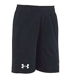 Under Armour Boys' 4-7 Kick Off Shorts