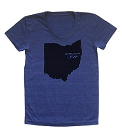 Megan Lee Designs New Philadelphia Love Ohio Tee