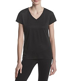 Exertek Flex Breathable Back Inset V-Neck Tee