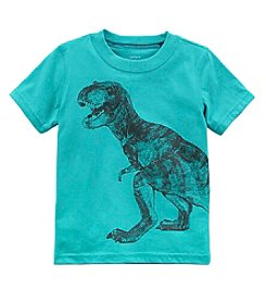 Carter's Boys' 2T-8 Short Sleeve Dino Tee