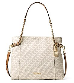 MICHAEL Michael Kors Remy Medium Logo Shoulder Tote