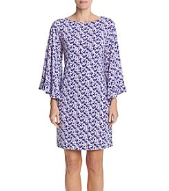 MICHAEL Michael Kors Carnation Floral Print Dress
