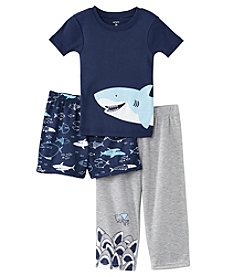 Carter's Boys' 2T-5T 3-Pc. Jersey Pajama Set