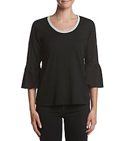 MICHAEL Michael Kors Scoopneck Top