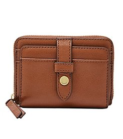 Fossil Fiona Zip Coin Wallet