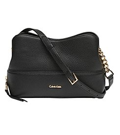 Calvin Klein Marie Leather Crossbody