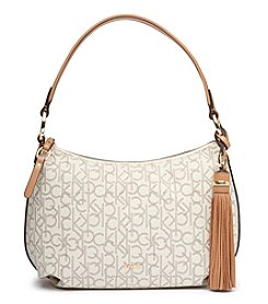 Calvin Klein Holly Signature Hobo