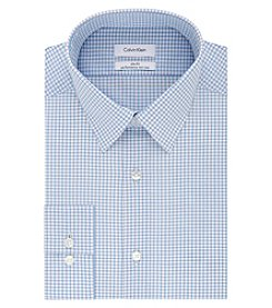 Calvin Klein Men's Slim Fit Broadcloth Dress Shirt