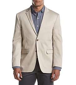 John Bartlett Statements Men's Solid Sport Coat