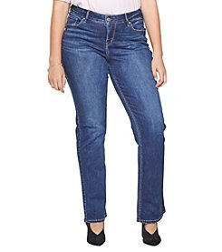 Silver Jeans Co. Plus Size Avery Bootcut Medium Wash Jeans