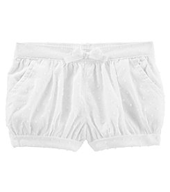 OshKosh B'Gosh Baby Girls' 3M-24M Pull On Woven Shorts