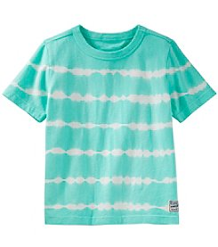 OshKosh B'Gosh Boys' 4-8 Short Sleeve Tie-Dye Basic Jersey Tee