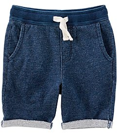 OshKosh B'Gosh Boys' 2T-8 Pull-On French Terry Shorts