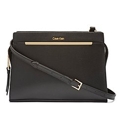 Calvin Klein Cindy Leather Crossbody