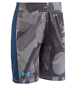 Under Armour Boys' 2T-4T Alpha Stunt Shorts