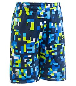 Under Armour Boys' 4-7 Reversible Shorts