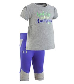 Under Armour Baby Girls' 2-Pc.