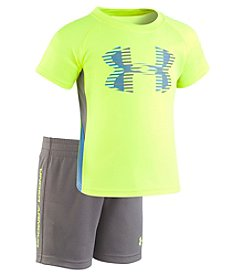 Under Armour Baby Boys' 2-Pc. Sportster Set