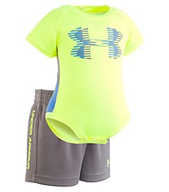 Under Armour Baby Boys' 2-Pc.Sportster Set