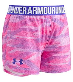 Under Armour Girls' 2T-4T Play Up Shorts