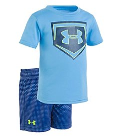 Under Armour Baby Boys' 12M-24M Home Plate Set