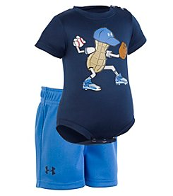 Under Armour Baby Boys' Peanut Home Base Set