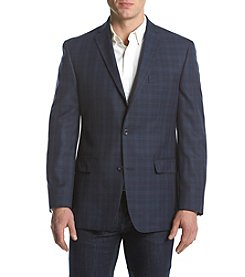 MICHAEL Michael Kors Men's Plaid Sport Coat