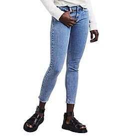 Levi's® 535 Style Super Skinny Ankle Jeans