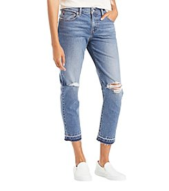 Levi's® Boyfriend Unroll-Around World Jeans