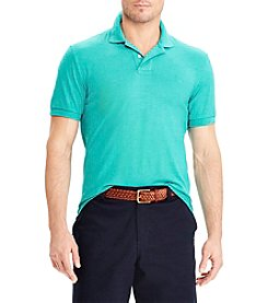 Chaps Men's Short Sleeve Polo Shirt