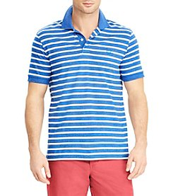 Chaps Men's Short Sleeve Coolmax Polo