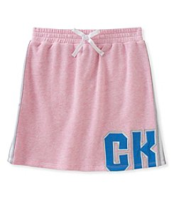 Calvin Klein Girls' 7-16 Athleisure Skirt