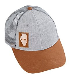 Cirque Mountain Apparel Illinois Roots Trucker Hat