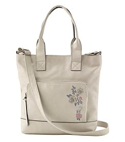 Ruff Hewn Embroidered Tote Bag