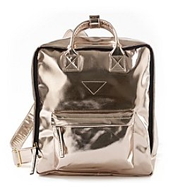 Madden Girl Metallic Backpack