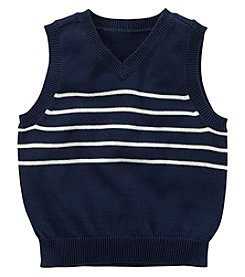 Carter's Boys' 2T-8 Sweater Vest