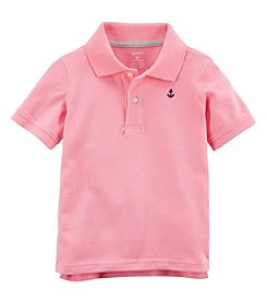 Carter's Boys' 2T-8 Special Occasion Polo with Anchor Detail Tee