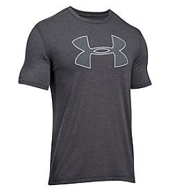 Under Armour Men's UA Big Logo Short Sleeve Tee