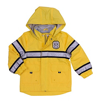 a745f4422 Carter s Boys  12M-24M Fireman Rainslicker Jacket