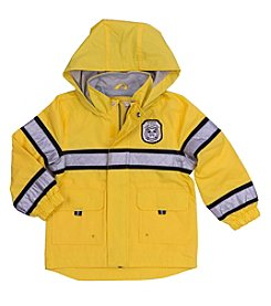 Carter's Boys' 12M-24M Fireman Rainslicker Jacket