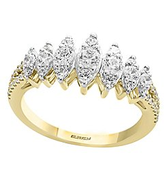 Effy 14K Yellow Gold 0.74 Ct. T.w. Diamond Ring